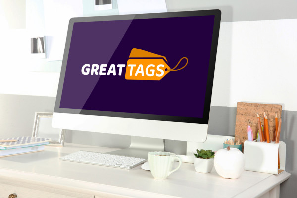 Sample branding #1 for Greattags