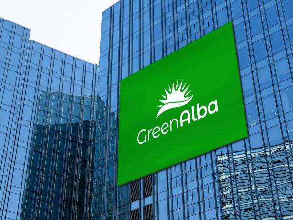 Sample branding #2 for Greenalba