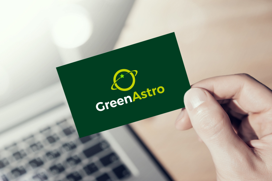 Sample branding #3 for Greenastro