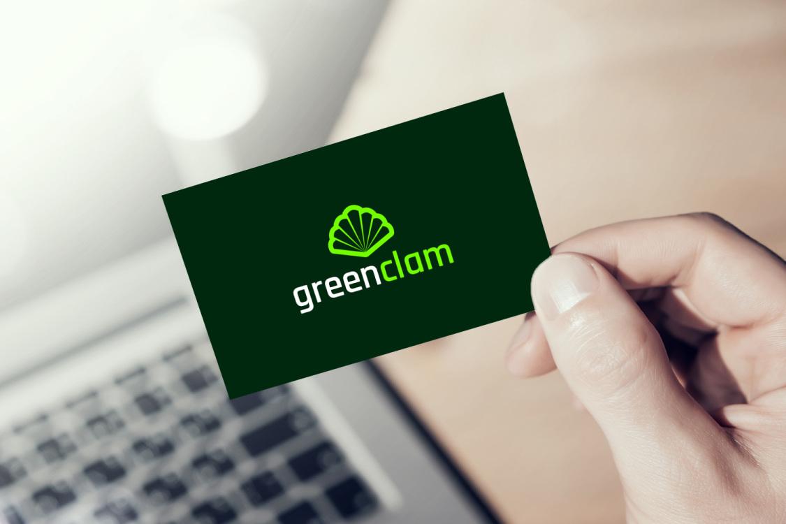 Sample branding #1 for Greenclam