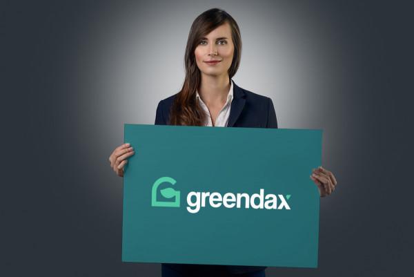 Sample branding #1 for Greendax