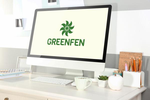 Sample branding #1 for Greenfen