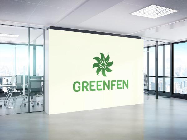 Sample branding #3 for Greenfen