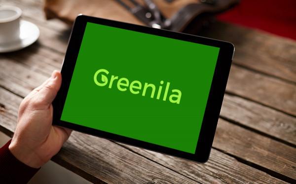 Sample branding #3 for Greenila