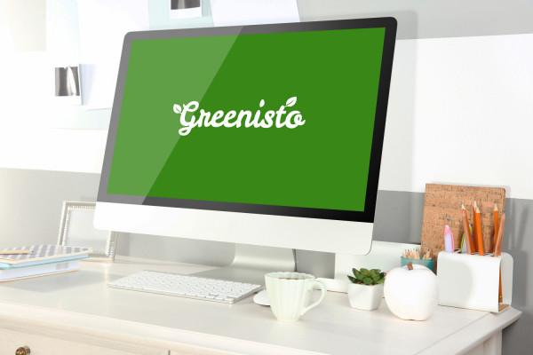 Sample branding #2 for Greenisto