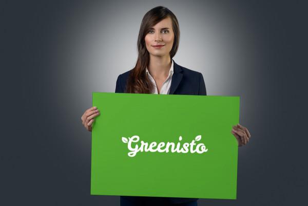Sample branding #1 for Greenisto