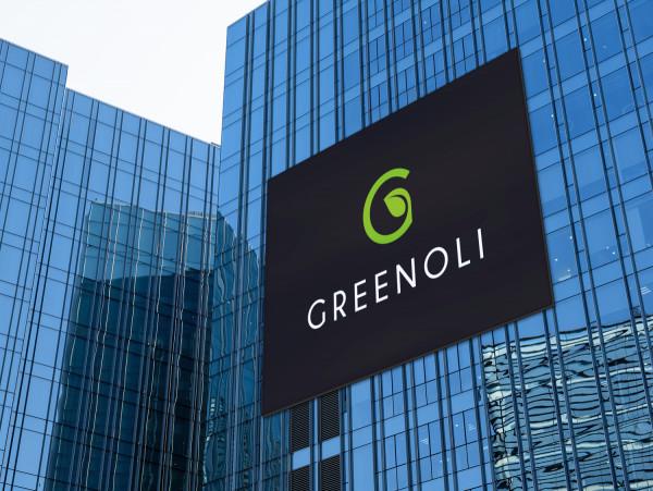 Sample branding #1 for Greenoli