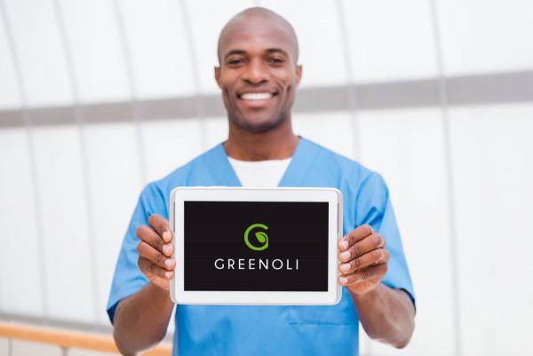 Sample branding #2 for Greenoli