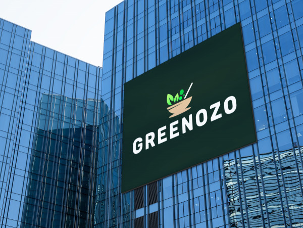 Sample branding #1 for Greenozo