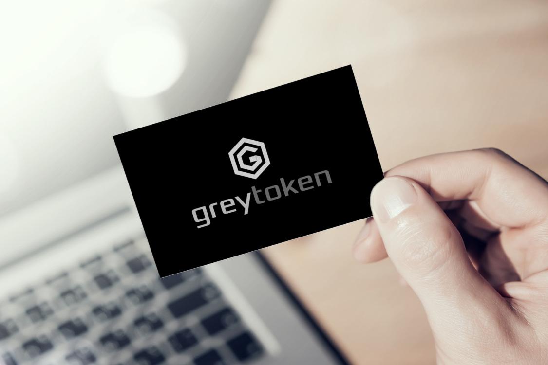 Sample branding #2 for Greytoken