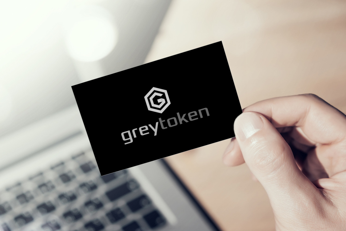 Sample branding #3 for Greytoken