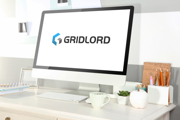 Sample branding #2 for Gridlord
