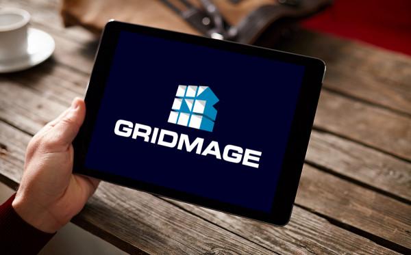 Sample branding #2 for Gridmage