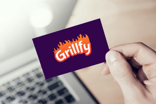 Sample branding #3 for Grillfy