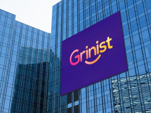 Sample branding #2 for Grinist