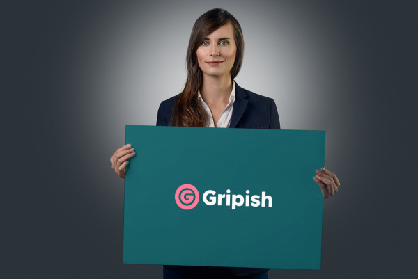 Sample branding #3 for Gripish
