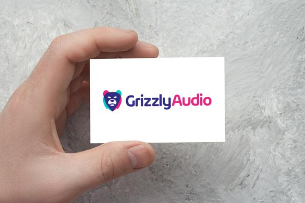 Sample branding #3 for Grizzlyaudio