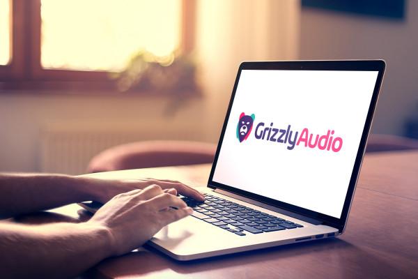 Sample branding #2 for Grizzlyaudio