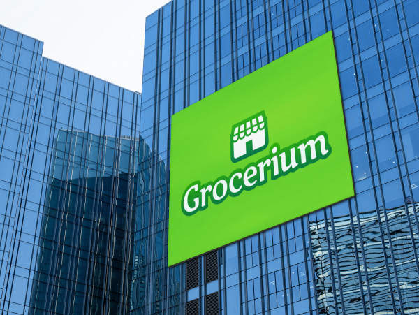 Sample branding #1 for Grocerium