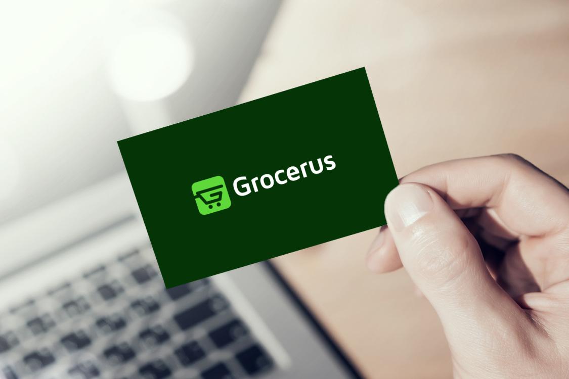 Sample branding #1 for Grocerus