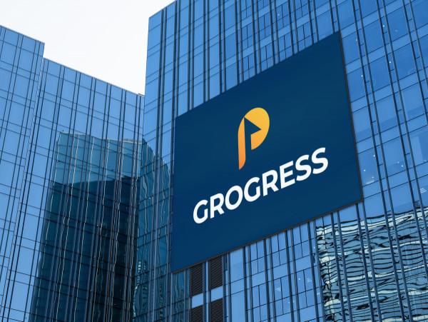 Sample branding #2 for Grogress