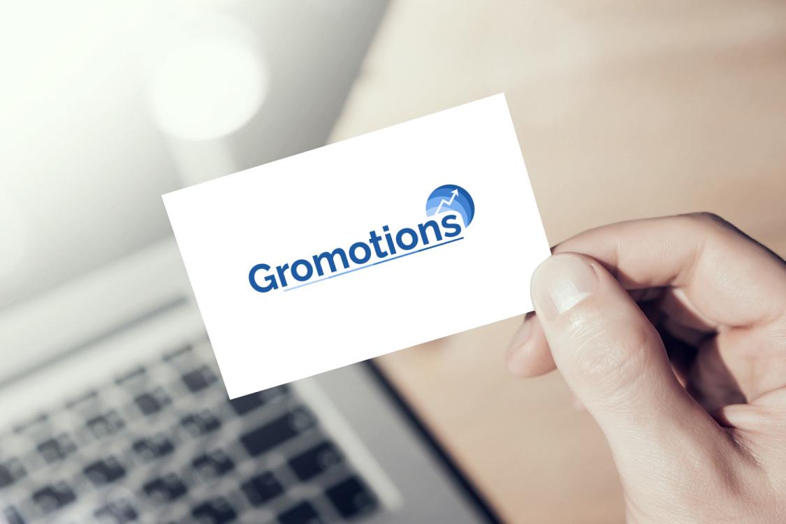 Sample branding #1 for Gromotions