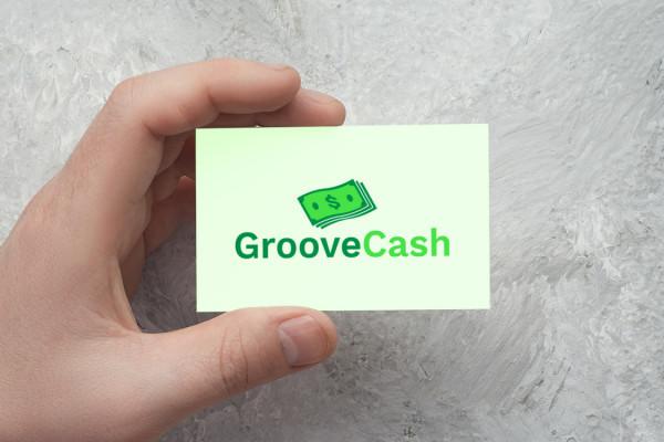 Sample branding #3 for Groovecash