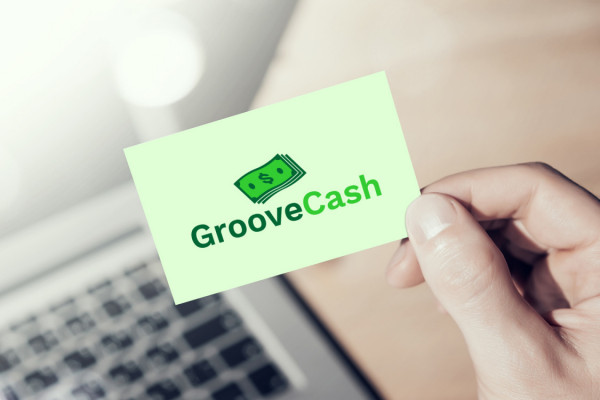 Sample branding #2 for Groovecash