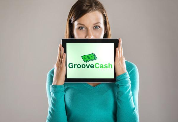 Sample branding #1 for Groovecash