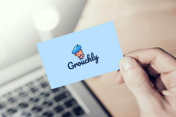 Sample branding #1 for Grouchly