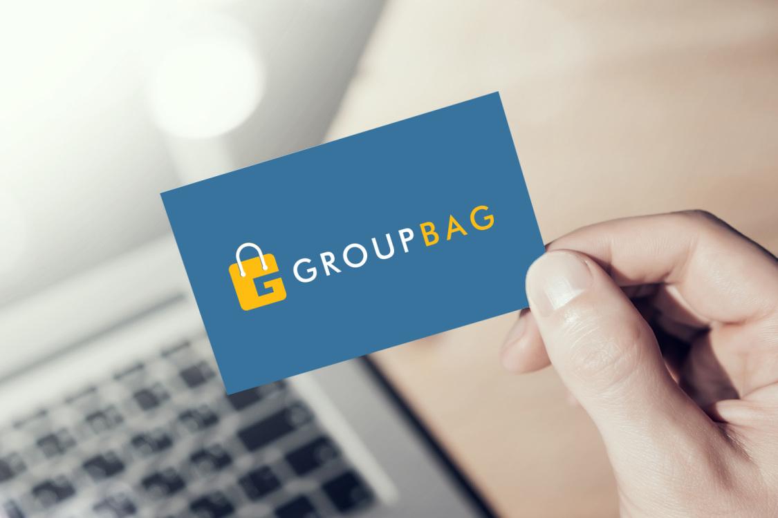 Sample branding #2 for Groupbag