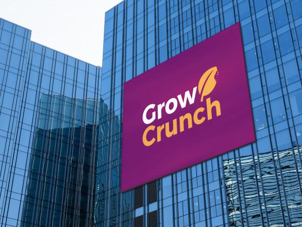 Sample branding #3 for Growcrunch