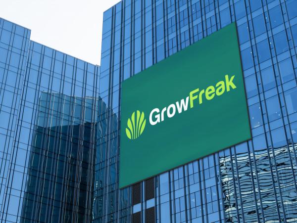Sample branding #2 for Growfreak