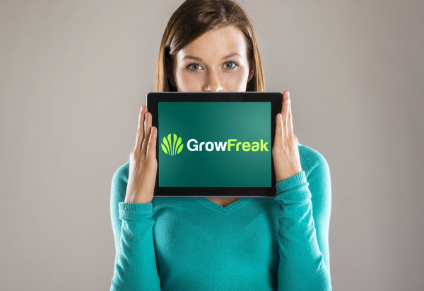 Sample branding #1 for Growfreak