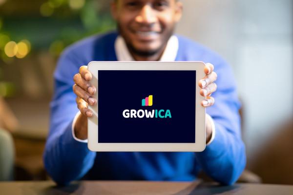 Sample branding #2 for Growica