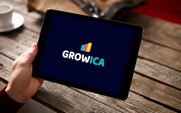 Sample branding #1 for Growica