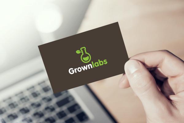 Sample branding #1 for Grownlabs
