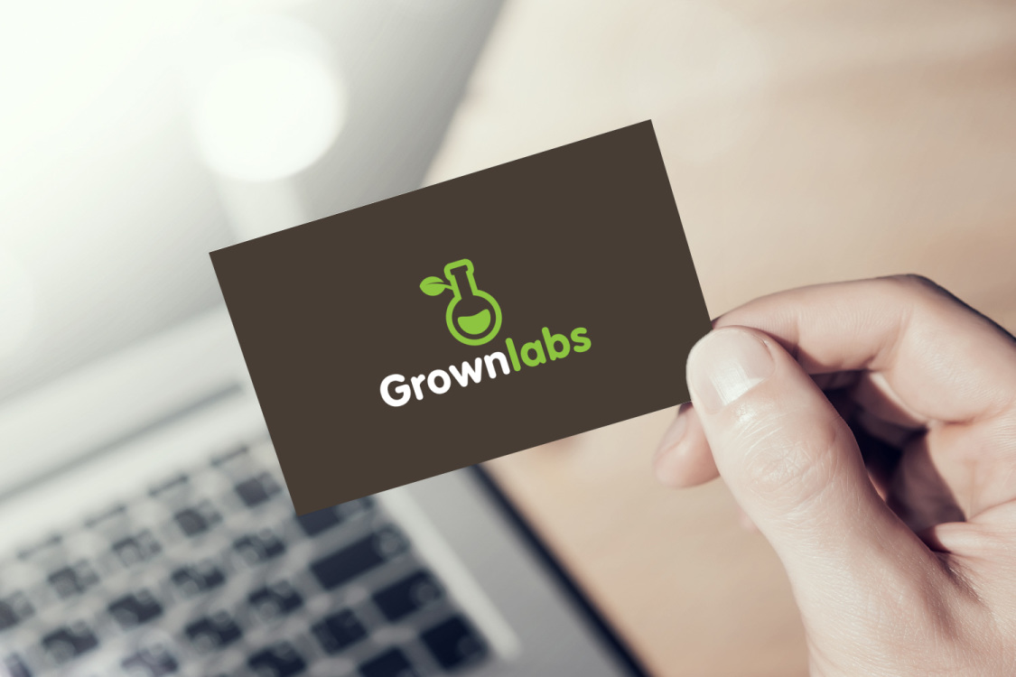 Sample branding #2 for Grownlabs