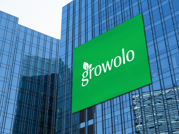 Sample branding #2 for Growolo