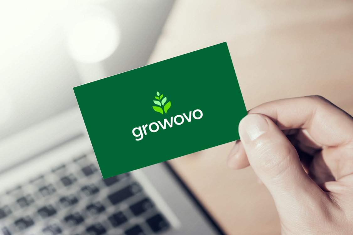 Sample branding #2 for Growovo