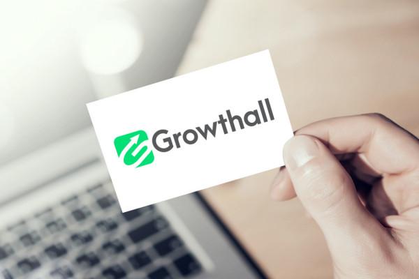 Sample branding #3 for Growthall