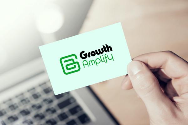 Sample branding #1 for Growthamplify