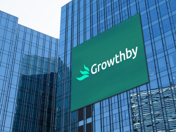 Sample branding #1 for Growthby