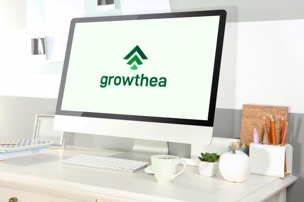 Sample branding #2 for Growthea