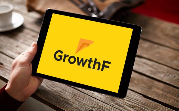 Sample branding #3 for Growthf