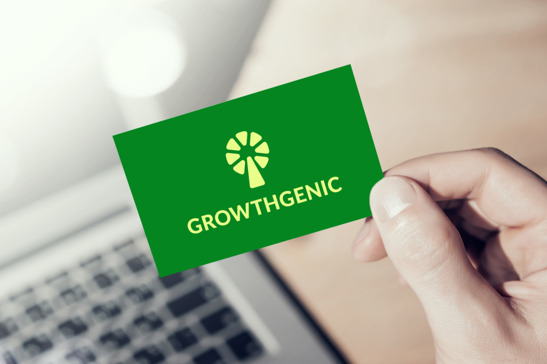 Sample branding #3 for Growthgenic