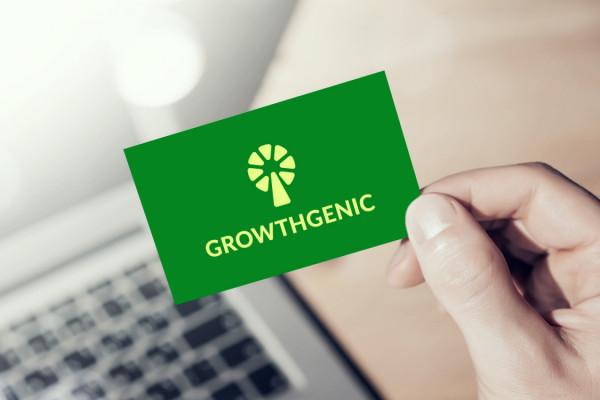 Sample branding #3 for Growthgenic