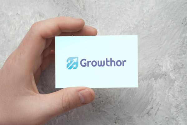 Sample branding #3 for Growthor