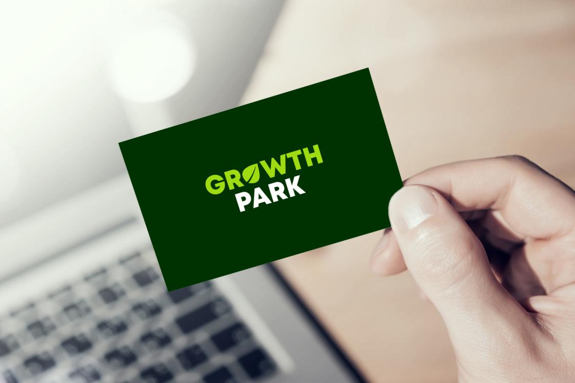 Sample branding #1 for Growthpark