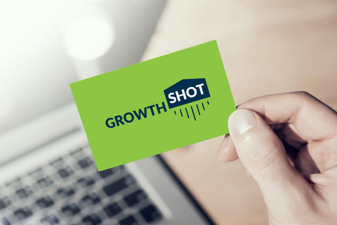 Sample branding #3 for Growthshot